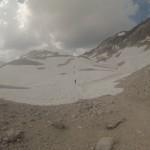 Wanderung zur Zugspitze im Juli 2015